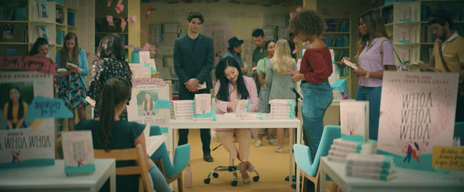 To All the Boys 3 details: Lara Jean titles her book after Peter's catchphrase