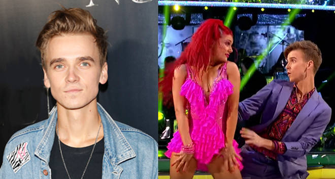 Joe Sugg is dancing to 5SOS' 'Youngblood' on Strictly this