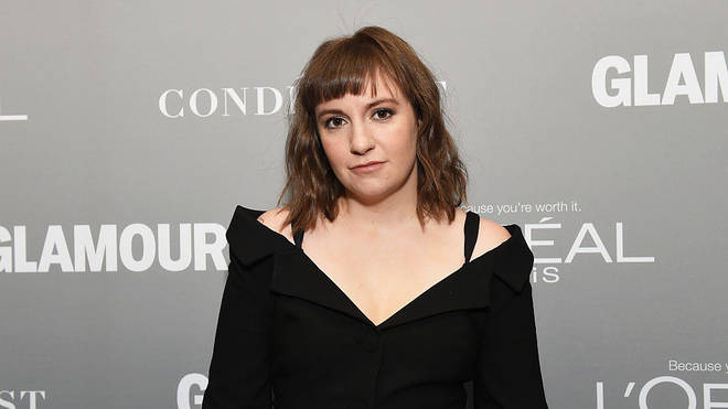 Lena Dunham at Glamour Women Of The Year 2016 LIVE Summit