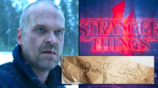 Stranger Things 4: New phone number and voicemail hint at Hopper in Russia