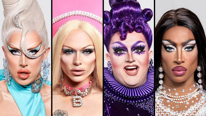 QUIZ: Which member of the United Kingdolls from Drag Race UK are you?