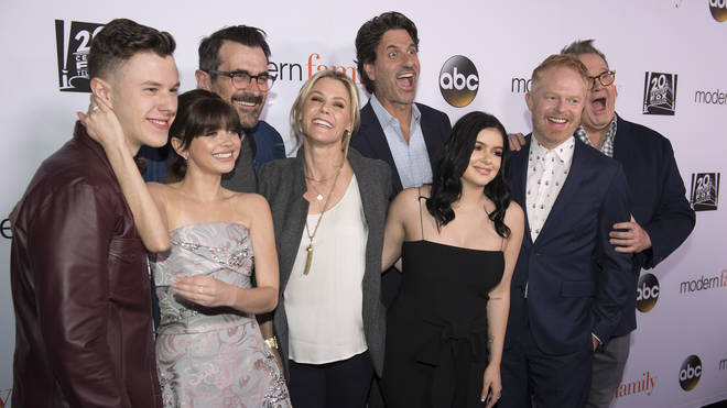 ABC's 'Modern Family' - Season Nine
