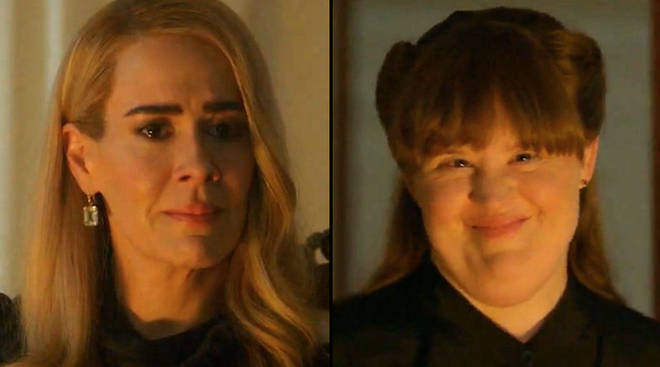 Nan returns to American Horror Story: Apocalypse