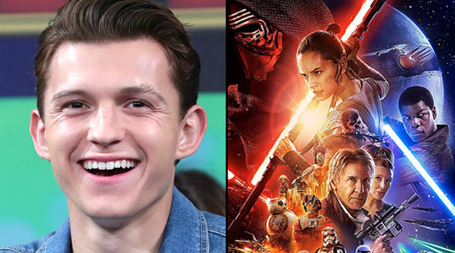 Tom Holland once auditioned for the role of Finn in Star Wars