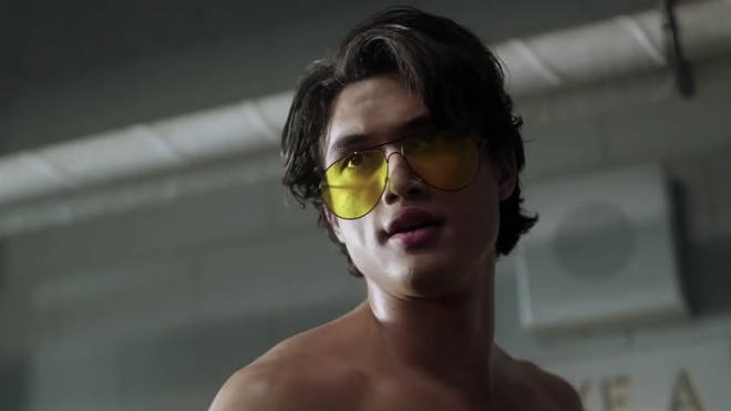 Charles Melton as Mr Mantle
