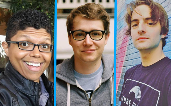 Tay Zonday / Charlie McDonnell / Dave Days