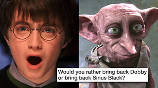 Harry Potter Would You Rather quiz