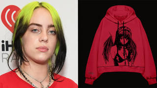 Billie Eilish is being criticised for selling $180 merch
