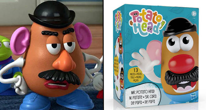 Mr Potato Head is getting a gender neutral makeover