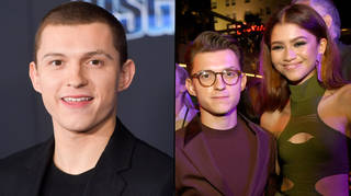 """Tom Holland says Zendaya helped him not be """"a bit of a dick"""" to fans"""