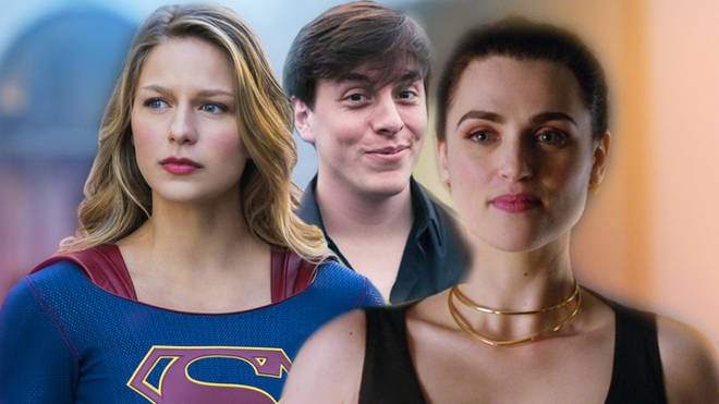 Supergirl date quiz thomas sanders