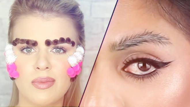 2017 Weird Beauty Trends
