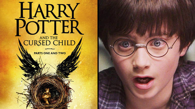 Harry Potter and the Cursed Child is reportedly being adapted into a movie