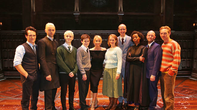 The original Harry Potter & The Cursed Child stage cast