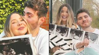 Zoe Sugg and Alfie Deyes announce pregnancy on Instagram