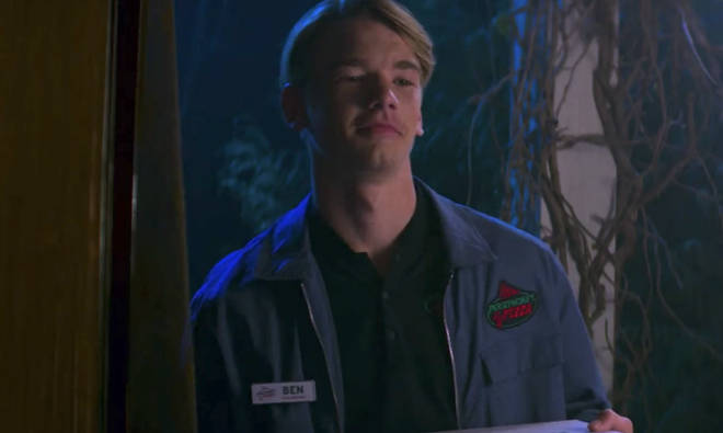 Ben Button from Riverdale appears in The Chilling Adventures of Sabrina