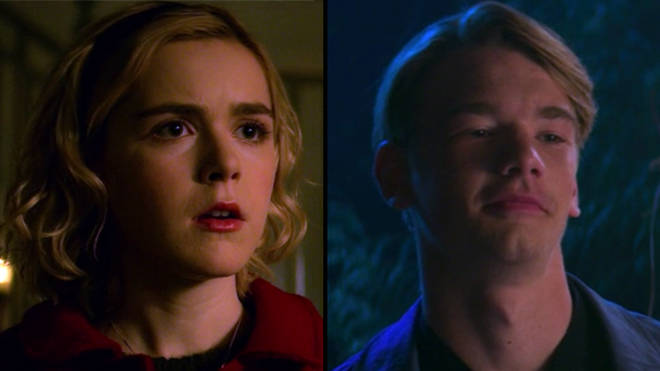 Ben from Riverdale appears in episode 7 of 'The Chilling Adventures of Sabrina'