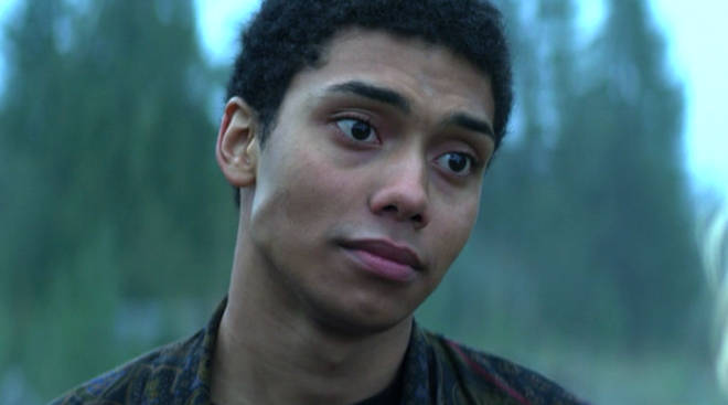 Chance Perdomo as Ambrose Spellman in Chilling Adventures of Sabrina