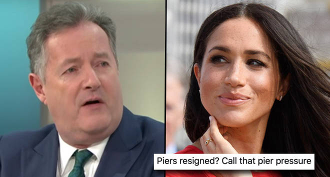 Piers Morgan has quit Good Morning Britain and the memes are delicious
