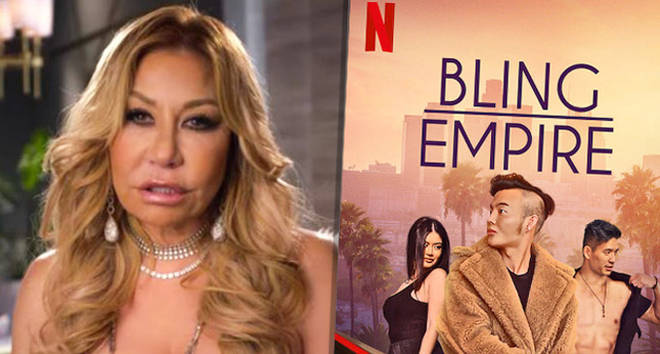 Bling Empire has been renewed for a second season at Netflix