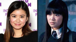 Katie Leung played Cho Chang in Harry Potter