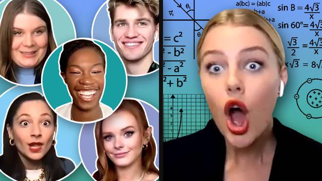 Fate: The Winx Saga cast vs. The Most Impossible Fate: The Winx Saga Quiz | PopBuzz Meets