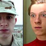 Tom Holland's 'butthole scene' in Cherry is going viral on Twitter
