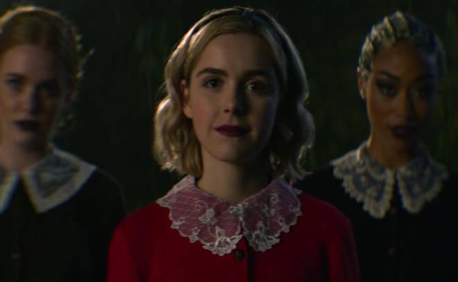 Sabrina edges blur scenes