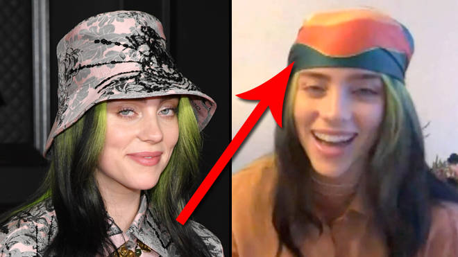 Billie Eilish fans are convinced she's wearing a wig to hide new hair colour