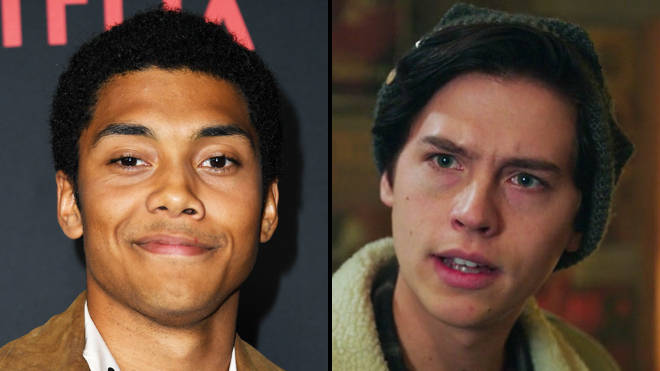 Chance Perdomo (Ambrose, 'Chilling Adventures of Sabrina'), Cole Sprouse (Jughead, 'Riverdale')