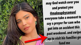 Kylie Jenner called out for asking fans to donate to her MUA's GoFundMe