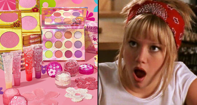 ColourPop Cosmetics are releasing a Lizzie McGuire makeup collection