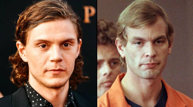 Evan Peters to play Jeffrey Dahmer in Netflix series