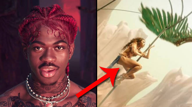 "Lil Nas X accused of ""ripping off"" FKA twigs' Cellophane with Montero video"