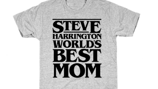 Steve Harrington Best Mom T-Shirt