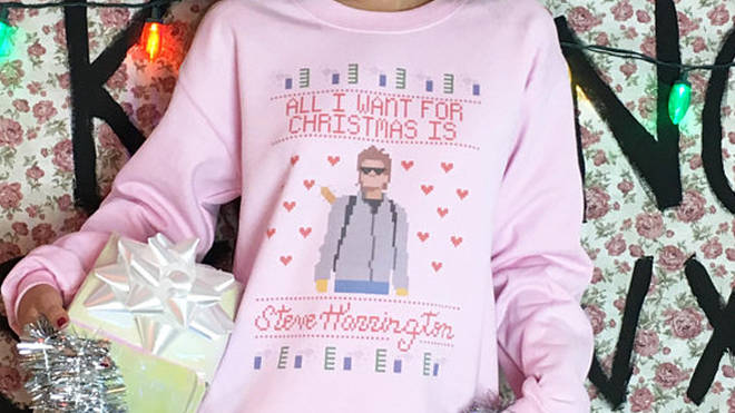 Steve Harrington Christmas Sweater