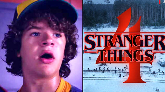 """Stranger Things 4: Gaten Matarazzo says there&squot;s """"no way to figure out"""" when filming will wrap"""