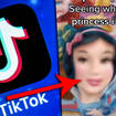 TikTok's Shifting filter: how to find out which Disney Princess you look most like