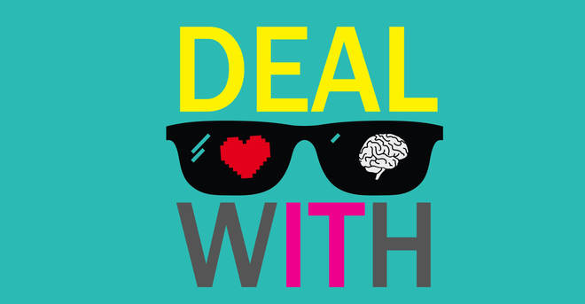 Deal with it podcast