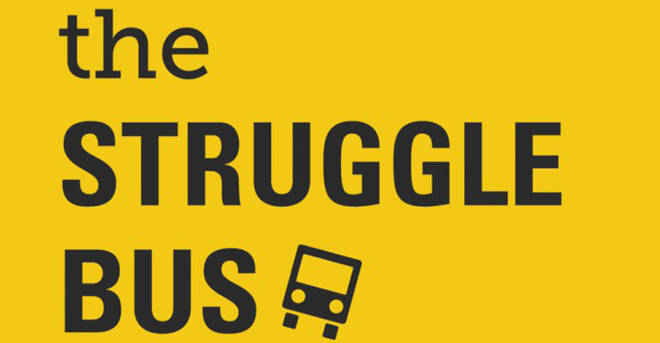 The struggle bus podcast