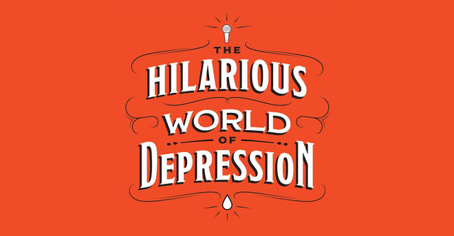 The hilarious world of depression podcast