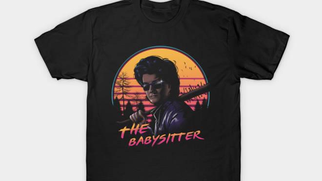 Steve Babysitter TShirt