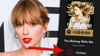 Taylor Swift fans share how to hide old Fearless album on Spotify