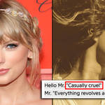 Taylor Swift Fearless Vault songs: All the easter eggs and references