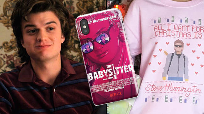 Steve Harrington Merch