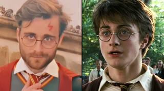 Felix Lalo's Harry Potter thirst trap videos are going on viral on TikTok