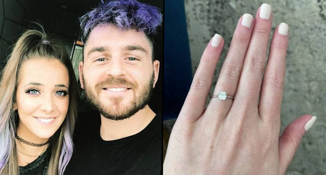 Jenna Marbles and Julien Solomita are engaged