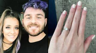 Jenna Marblesand Julien Solomita are engaged