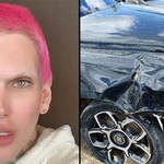 Jeffree Star denies he faked his car accident for publicity.