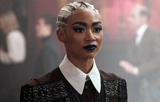 Prudence Night on 'Chilling Adventures of Sabrina'